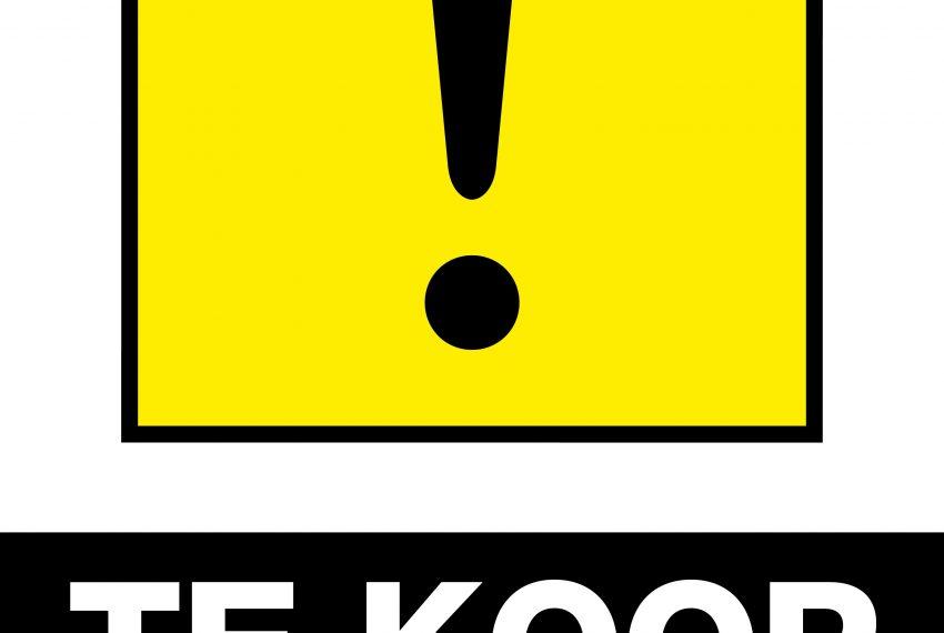TE KOOP poster 2017 NIEUW!